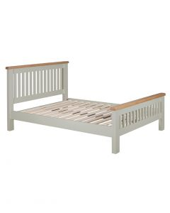 Wexford Grey King Size Bed